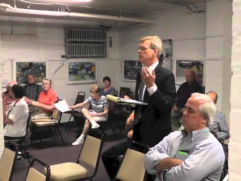 Ticonderoga Town Board Meeting  9-10-15