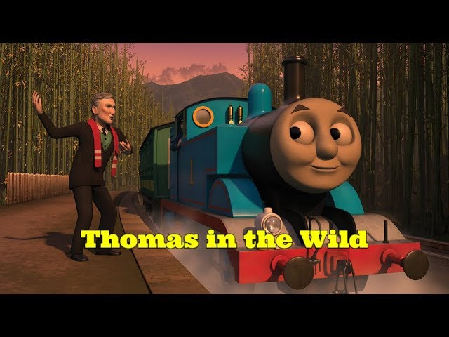 Thomas in the Wild | Story Time with Alex