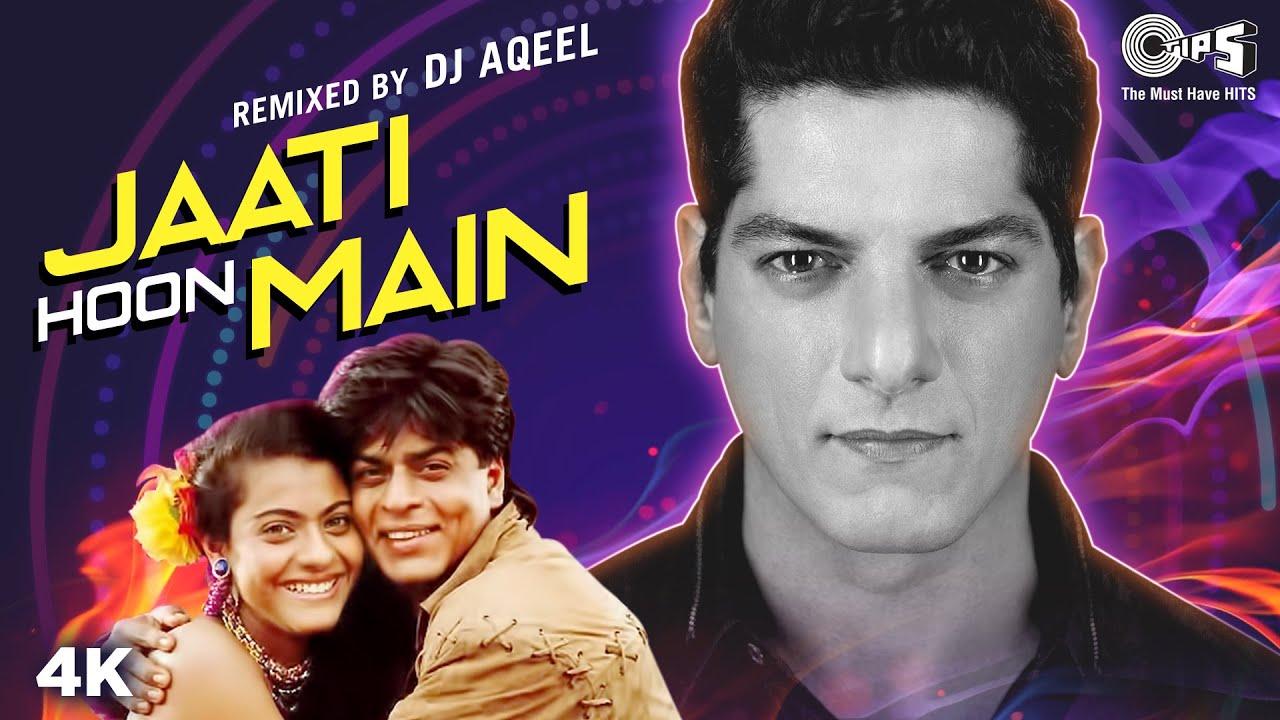 Jaati Hoon Main REMIX By DJ AQEEL | Vj Tarang | Shahrukh | Kajol | Kumar S | Alka Y | Karan Arjun