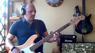 Rolling In The Deep - Adele [Bass Cover] (with tabs)