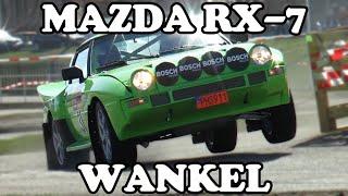 Mazda RX-7 Wankel Engine | Skänningeknixen 2018