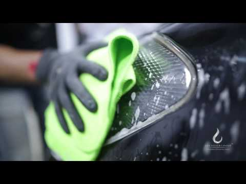 Foam Wash Video- The Silver Lining Pro Concentrated Car Wash Shampoo