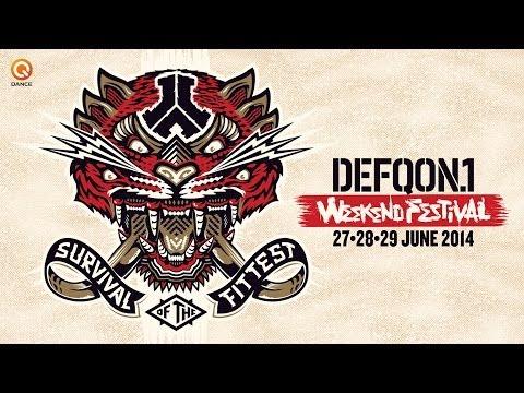 Defqon.1 Weekend Festival 2014   Official Q-dance Anthem Trailer