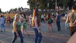 Танцы в День Города Кострома