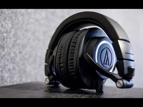 Audio Technica ATH-M50X - Лучшие наушники до $200 стали еще лучше.  (Обзор)