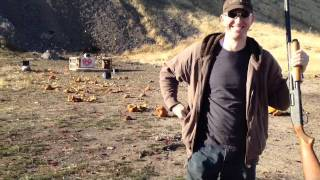 Catapults, Pumpkins And Tannerite