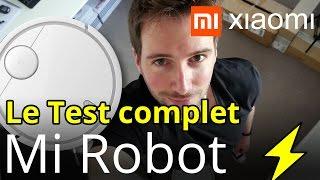 XIAOMI Mi Robot : Test complet du robot aspirateur le plus rentable en français (fr)