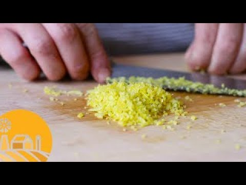 Zest for Life! | The Sun Basket Guide to Seasoning with Lemons