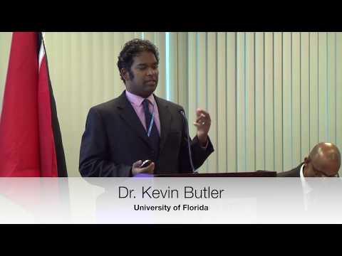 Caribbean Fintech 2017 - Presentation by Dr Kevin Butler- Mobile Money Applications Challenges