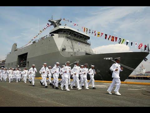 Bakit ang unang Landing Dock Vessel ng PH Navy, BRP-Tarlac (LD-601) ay dumating sa Puerto Princesa