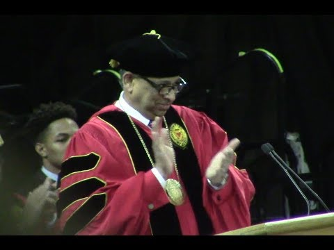 UNIVERSITY OF CINCINNATI CLASS OF 2017 COMMENCEMENT Prez Pinto at NKU (FULL COMMENTS)
