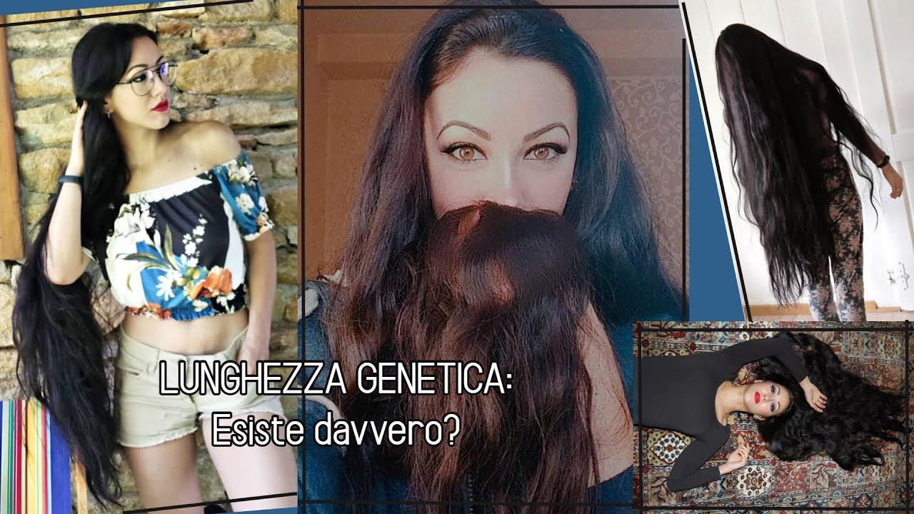 """""""I miei capelli non crescono più, è colpa della GENETICA ..."""
