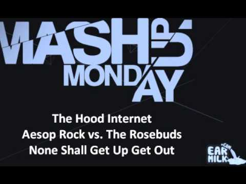 Aesop Rock - None Shall Get Up Get Out (Hood Internet Mix)