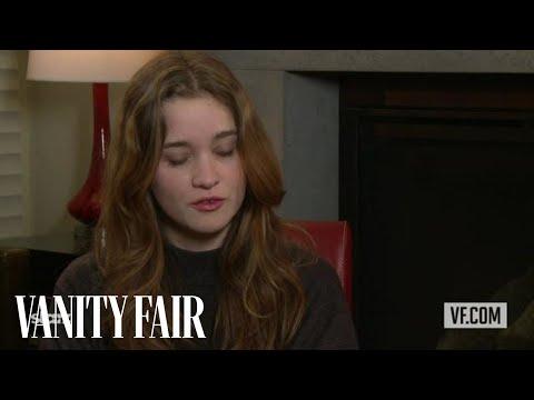 Alice Englert Talks to Vanity Fair's Krista Smith About the Movie