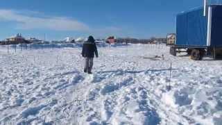 видео Проектно-Изыскательская Компания - Вынос проекта в натуру (разбивочные работы)