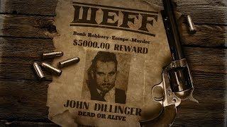 Смотреть клип Шеff - John Dillinger