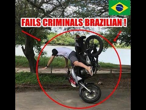 BRAZILIAN CRIMINALS FAILS