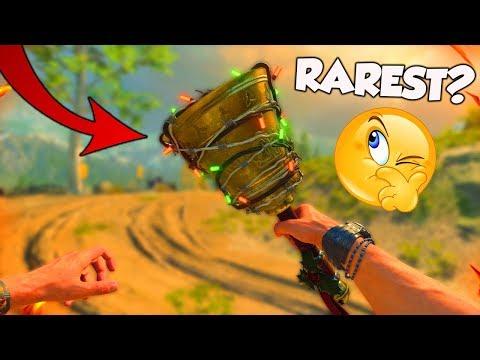 RAREST MELEE WEAPON in BLACK OPS 4?!