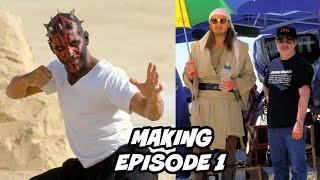 Making Star Wars Episode 1: FULL Documentary