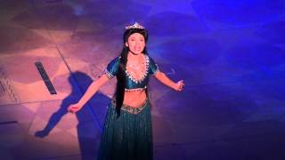 To Be Free - Aladdin A Musical Spectacular 1-9-16 2:20pm Show