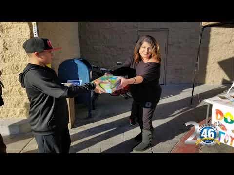 12/15/2017 Pahrump Disability Outreach Program | Positive Pahrump | Toy Drive