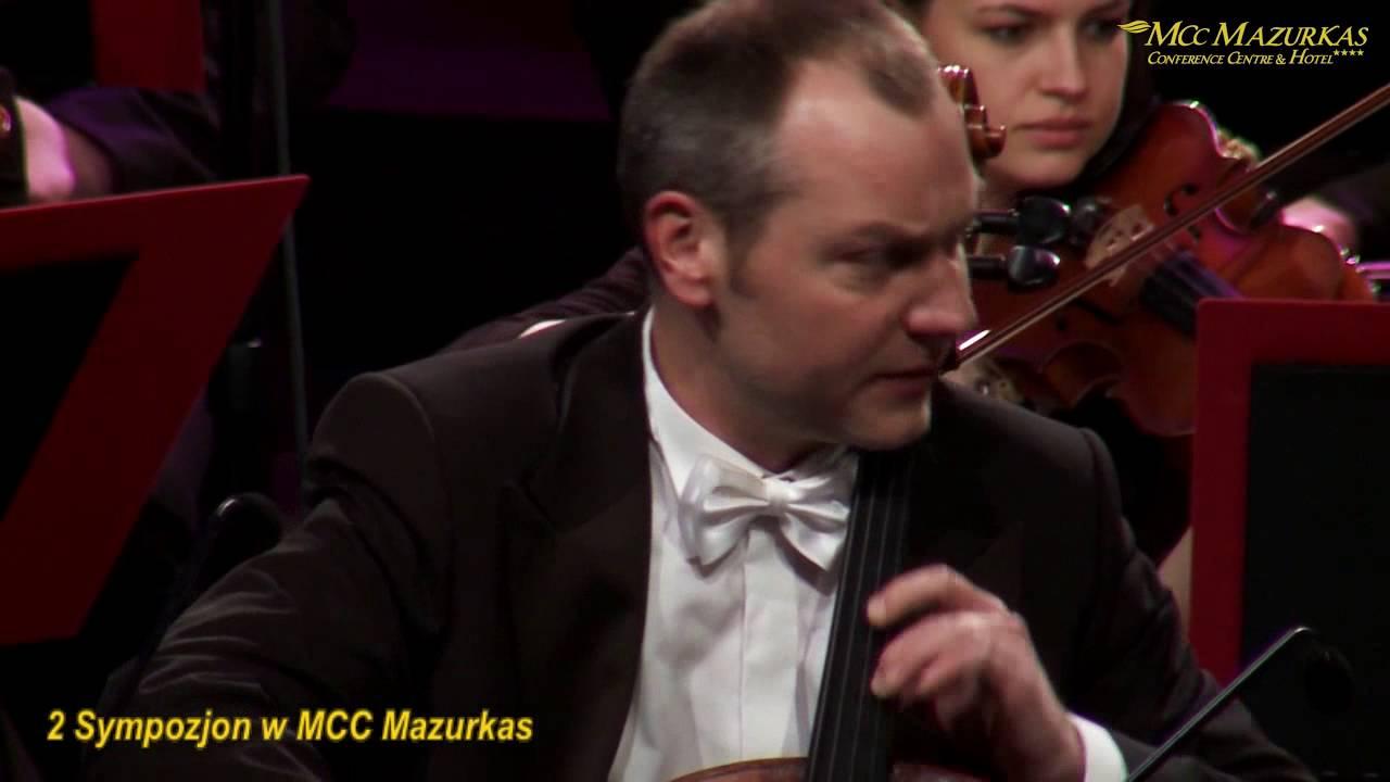 2 Sympozjon w Mazurkasie - fragment koncertu Krzysztofa Pendereckiego-