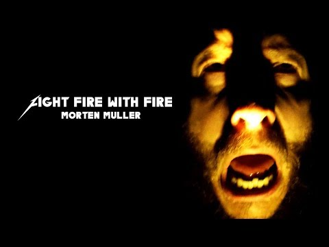 Fight Fire With Fire - Meshuggah Version (Metal Cover by Morten Müller)