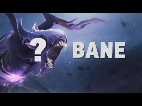 видео: Что это такое? - bane