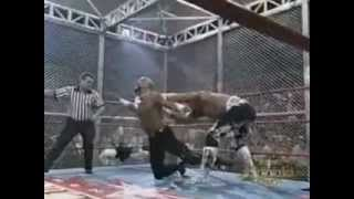 Hollywood Hogan vs Horace Hogan - WCW Monday Nitro - 6/5/00