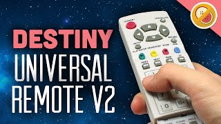 DESTINY Space Cowboy Universal Remote Fully Upgraded PvP OP (PS4 Gameplay Commentary) Funny