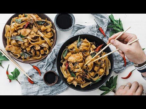 thai-drunken-noodles-recipe-(pad-kee-mao)-»-easy-weeknight-dish
