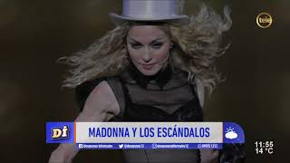 Madonna: la reina del pop cumple 60 años