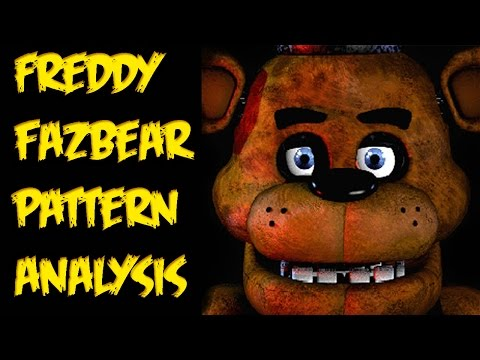How to Avoid Freddy Fazbear in Five Nights at Freddy's 1 and 2 - Freddy's Pattern Analysis