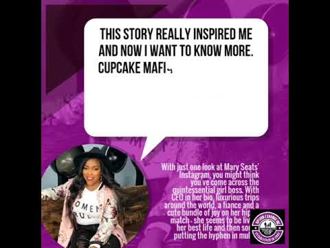 This story really inspired me and now I want to know more. Cupcake Mafia CEO Mary Seats Built A $2…
