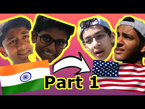 New Indians in America | Part 1 | Stereotypes | Infinity Films