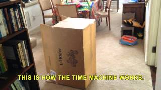 Repeat youtube video Time Machine