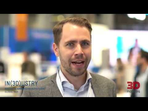 IN3DUSTRY 2018 | Interview | Markus Obermeier from SIEMENS - 3DNatives