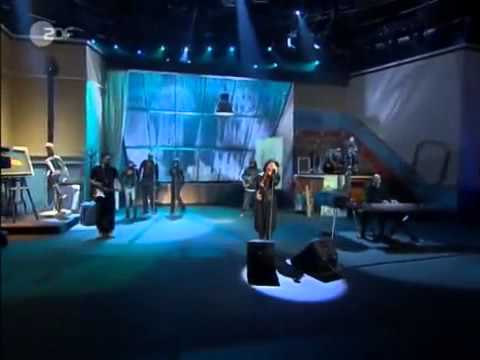 Alicia Keys  You Don t Know My Name Live Wetten Dass 2004
