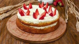 Торт «Клубничная шкатулка» - Рецепты от Со Вкусом