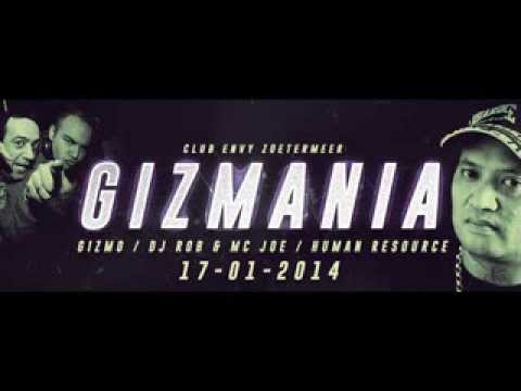 Gizmania Old Skool Mix Part One -...