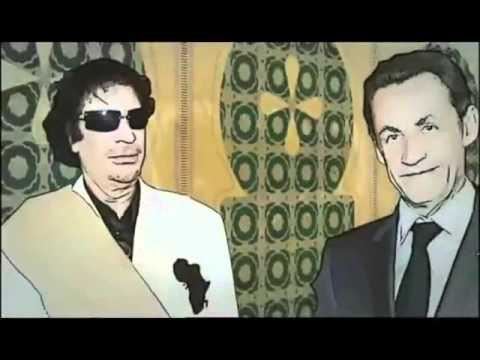 Le président et le dictateur : Sarkozy/Kadhafi bande annonce