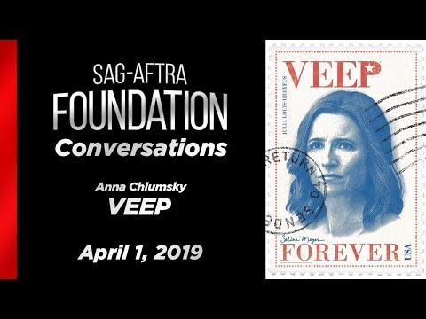 Conversations with Anna Chlumsky of VEEP