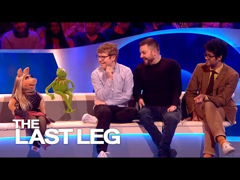 Kermit The Frog and Miss Piggy Chat About Their Relationship - The Last Leg