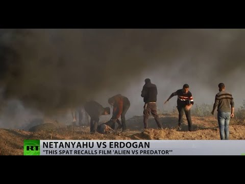 Erdogan: 'Israel has carried out a massacre in Gaza & Netanyahu is a terrorist'
