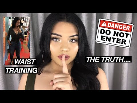 I got drunk | My truth about waist trainers |