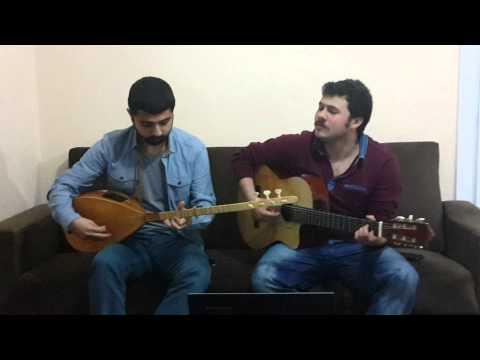 bir gönüle aşk girince-bağlama&gitar (caner-mustafa)