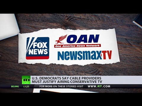 Attack on free speech? | US Dems ask cable operators to justify airing conservative TV