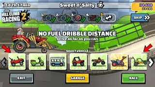 Hill Climb Racing 2 - 42467 points in SWEET N' SALTY Team Event