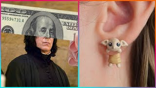 Arte Creativo De Harry Potter Que Está A Otro Nivel ▶2
