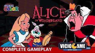 🎮 Alice in Wonderland (Game Boy Color) Complete Gameplay